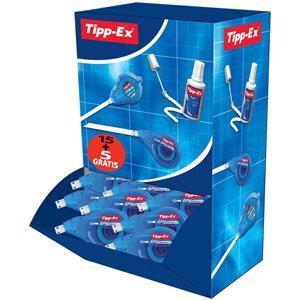 Bic Tipp-Ex EasyCorrect Correction Roller Tape (White)