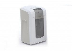 Bonsaii S-Line 4S23 (2 x 10mm) Shredder Micro Cut 8-Sheets 23L (White)