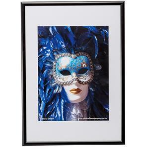 The Photo Album Company (A4) Certificate Frame Aluminium (Black)