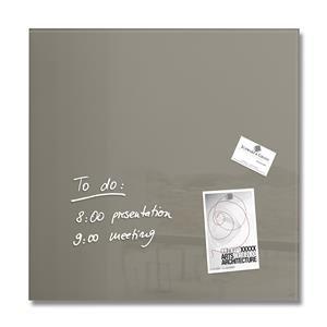 Sigel Magnetic Glass Board Artverum  480 x 480mm