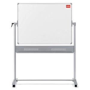 Nobo Basic (1200x900mm) Melamine Mobile Whiteboard