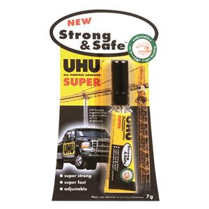 UHU All Purpose Strong And Safe Adhesive 7gm