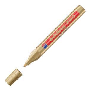 Edding 750 Paint Marker Bullet Tip  / Pack of 10