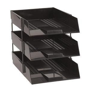 Avery Original (A4) Letter Tray (Charcoal)