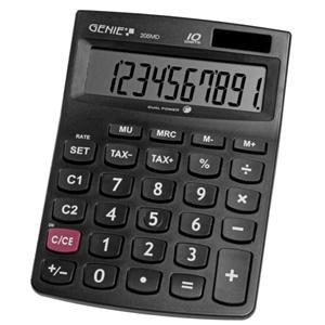 Genie 205MD 10-Digit Desktop Calculator