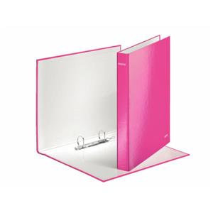 Leitz WOW (A4) Ring Binder 2 D-Ring 250 Sheets Maxi Pack of 10
