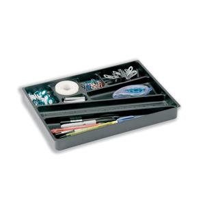 Durable Catch-All Insert Drawer Plastic (Black)