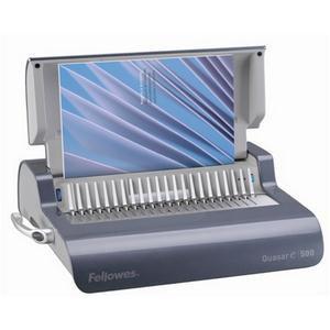 Fellowes Quasar Electric Comb Binding Machine