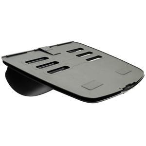 Fellowes Laptop Riser GoRiser (Black) for 15.4 inch Laptop