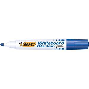 Bic Velleda Drywipe Bullet Tip Whiteboard Marker 1701 / Pack of 12