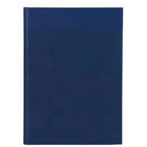 Pukka Pads (A4) Feint Ruled Manuscript Book Blue