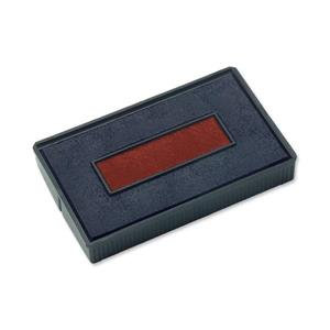 Colop E/200/2 Replacement Ink Stamp Pad Blue/Red