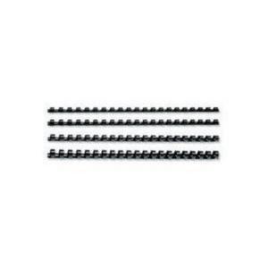 Fellowes 51mm A4 Plastic Comb Black