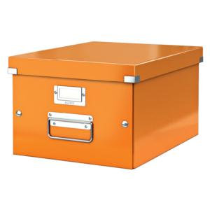 Leitz Click and Store Medium Storage Box for A4 Documents