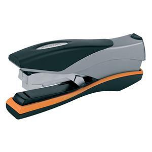 Rexel Optima 40 Low Force Stapler (Silver/Black)