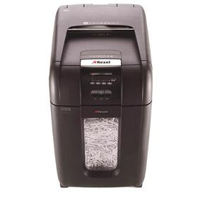 Rexel Auto+ 300X Shredder (Cross Cut) 40 Litre Bin 300 Sheets P-4