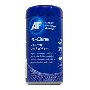 AF Phoneclens Telephone Wipes Tub