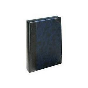Goldline (A5) Telephone/Address Book Blue