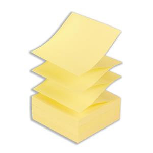 Post-it Sticky Notes Z Notes Canary Yellow / 100 Sheets