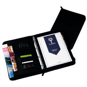 Collins 5090 Conference Ringbinder with Zipper