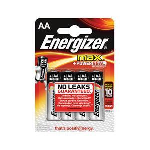 Energizer Max (AA) Alkaline Batteries