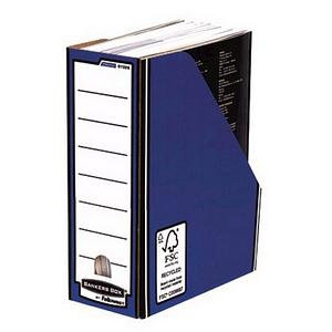 Fellowes Bankers Box Premium Magazine File (Blue)