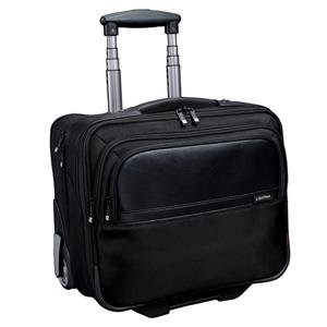 Lightpak BRAVO 1 Executive Business Trolley for 17 inch Laptops