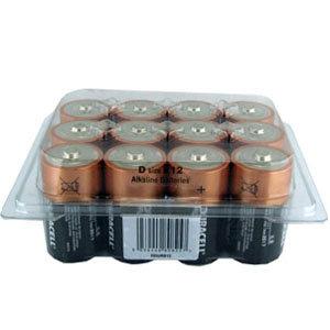 Duracell Plus Power (D Size) Alkaline Batteries