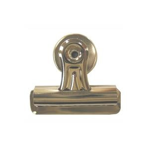 Whitecroft Essentials Nickel Plated Spring Clip / Pack of 10