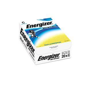 Energizer Advanced (C) Alkaline Batteries