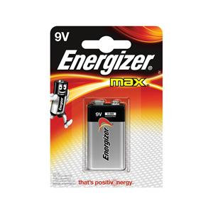 Energizer Max 9V/552 Battery