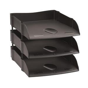 Avery Desktop Range EcoFriendly Self Stacking Letter Tray / Pack of 1