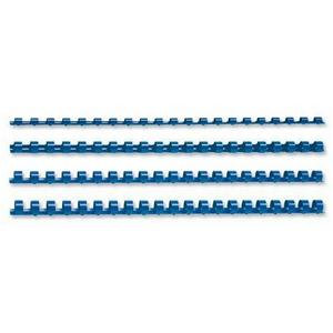 Fellowes (14mm) A4 Binding Comb Blue