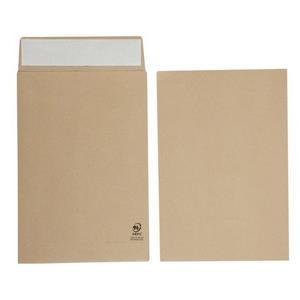 Blake Value Gusset Peel & Seal (C4) Manilla Pocket Envelopes 324mm x 229mm x 25m