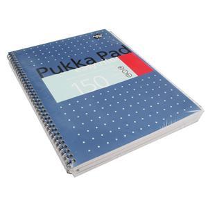 Pukka Pad Easy-riter Metallic A4 Writing Pad 80gsm