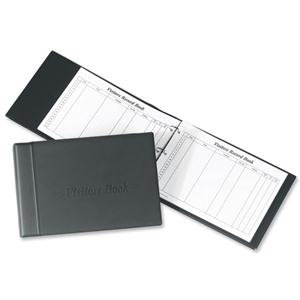 Concord CD14 Visitors Book Binder with 50 Sheets 2000 Entries 230x335mm Ref 8571