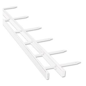 GBC SureBind Secure Binding Strips 25mm 10 Prongs Bind 250Sheets A4/ Pack of 100