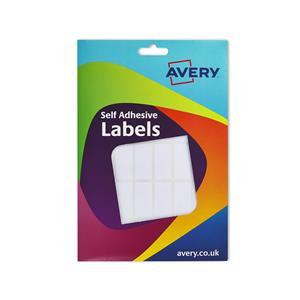 Avery (38x18mm) Self Adhesive Labels (840 Labels-Card/Package)