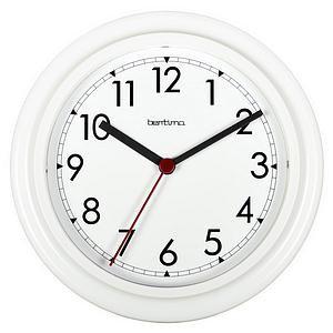 Acctim Stratford (23cm) Wall Clock (White)