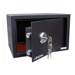 Value Key Locking Safe (Black)