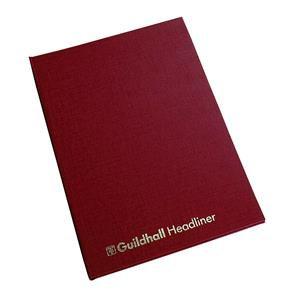 Guildhall 38 Series Headliner Account Book