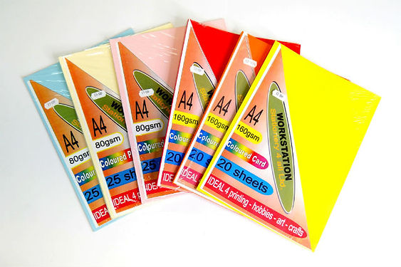 Office Supplies Stationery Paper Stock