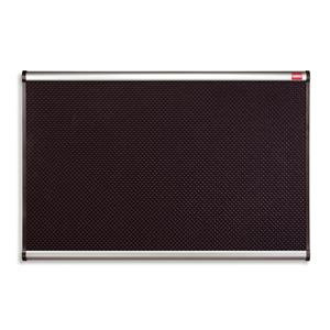 Nobo Prestige Foam Noticeboard with Aluminium Trim (Black)