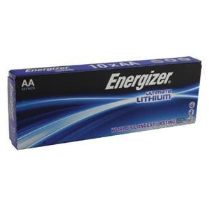 Energizer Ultimate Lithium (AA) Battery LR06 1.5V