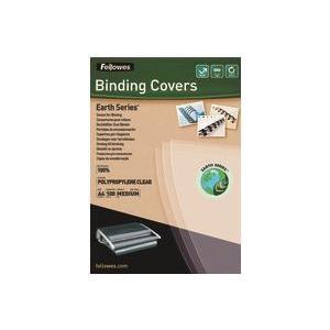 Fellowes Earth Series A4 Polypropylene Binding Cover 200M