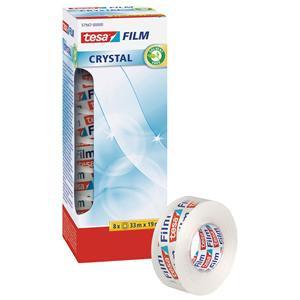 Tesa (19mm x 33m) Crystal Adhesive Film