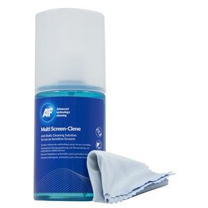 AF (200ml) Multi-Screen Clene Air Spray with Micro Fibre Cloth