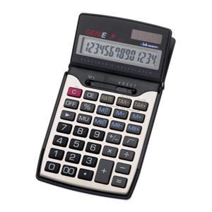 Genie 84 14-Digit Pocket Calculator