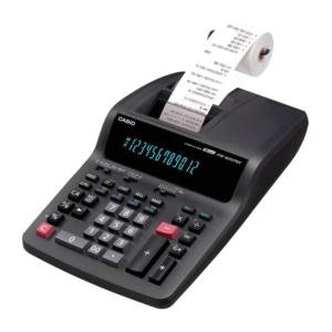Casio Calculator Printing Euro Tax Mains-power 12 Digit 3.0 Lines/sec