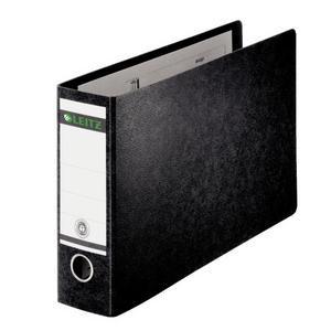 Esselte Leitz Oblong A3 Lever Arch File 77mm Black
